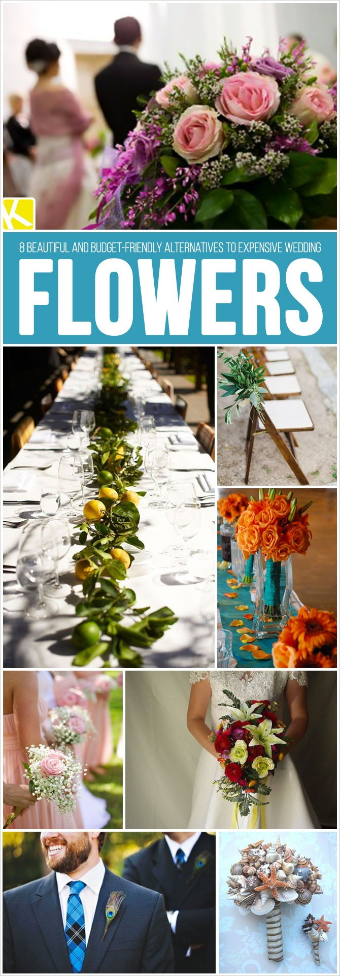 8 Beautiful And Budget Friendly Alternatives To Expensive Wedding