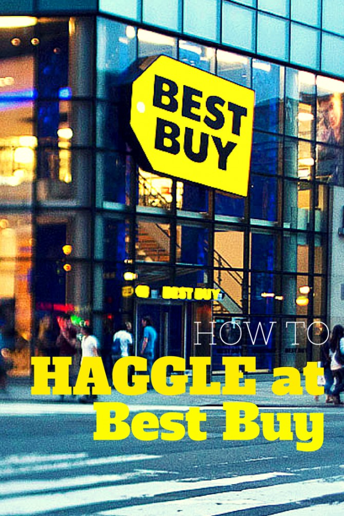 5 Haggling Tips You Should Be Using at Best Buy - The Krazy