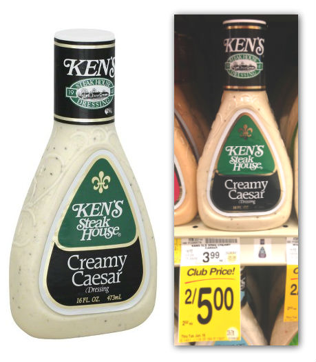 Ken's Salad Dressing, as Low as $0 25 at Safeway! - The Krazy Coupon