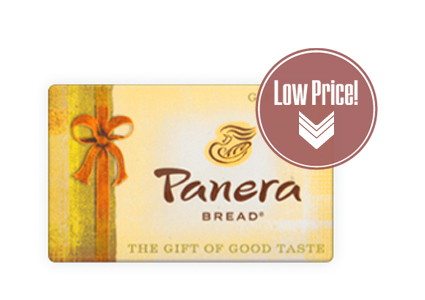 Hot! $30 Off Panera Bread Gift Card!