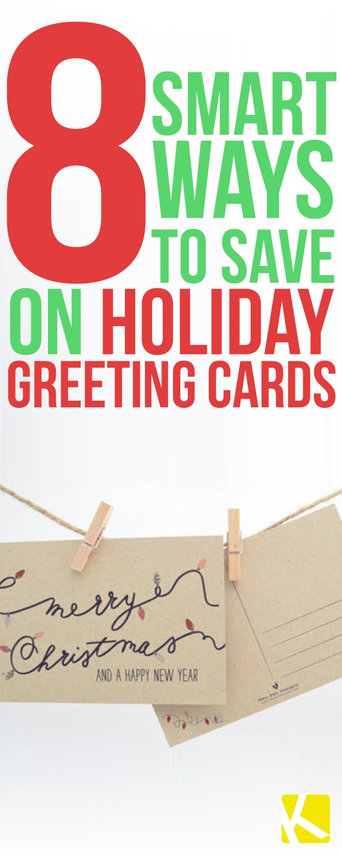 8 free and cheap ways to send holiday greeting cards the krazy 0 kristyandbryce Images