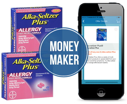 Moneymaker Alka-Seltzer Plus at Dollar Tree! - The Krazy Coupon Lady