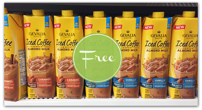 FREE Gevalia Iced Coffee at Do...