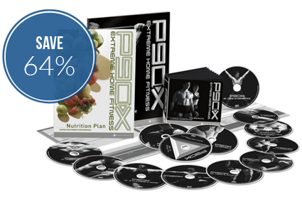 P90X DVD Workout Set – 64% O...
