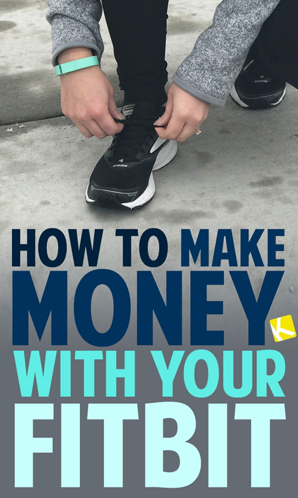 9 Ways Your Fitbit Can Make You Money - The Krazy Coupon Lady