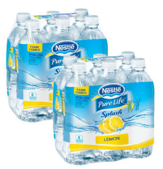 Free Nestle Pure Life Splash Water at Kroger! - The Krazy Coupon Lady