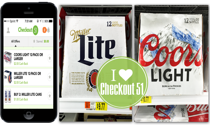 Miller Lite 12-Pack - $7.77 at...
