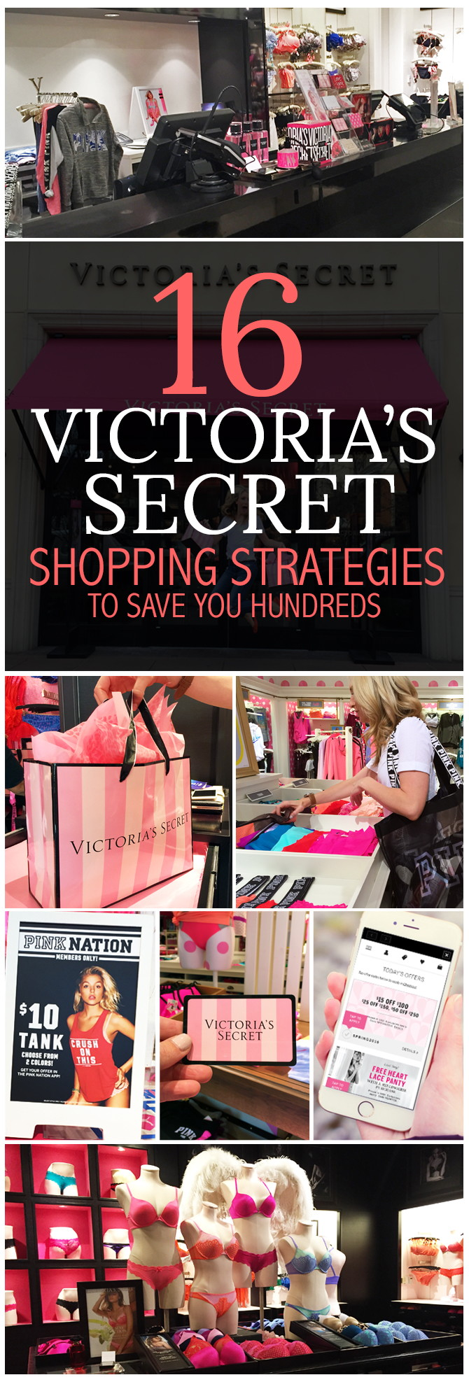 87f6373d84 These 16 Victoria  8217 s Secret Shopping Strategies Will Save You Hundreds