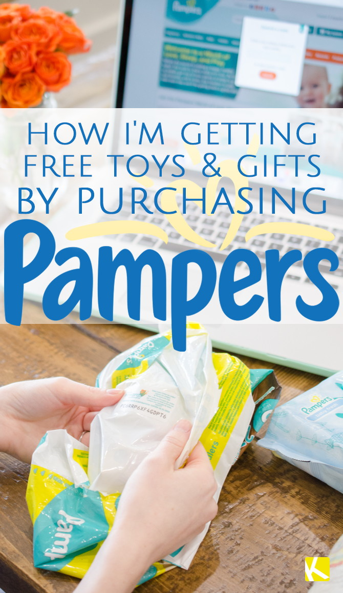 How I'm Getting Free Toys & Gifts by Purchasing Pampers - The ...