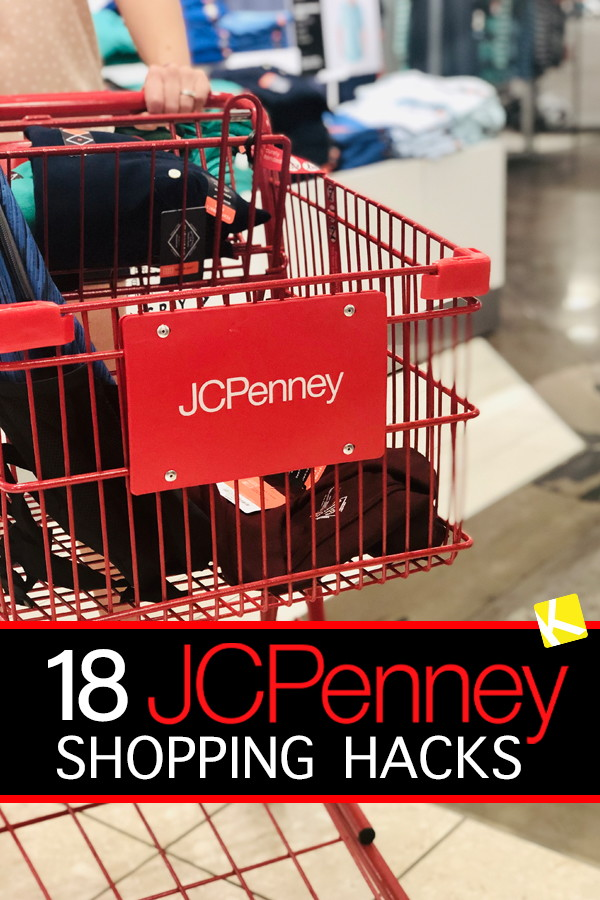 18 JCPenney Shopping Hacks That'll Save You Close to 80