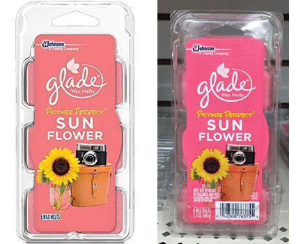 Glade Wax Melts Only 33¢ at D...