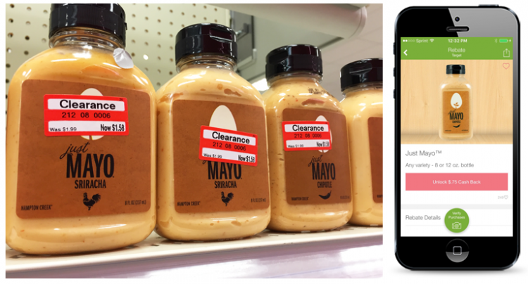 Just Mayo Only 83¢ at Target!