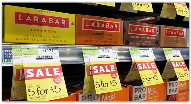 Larabar Fruit & Nut Ba...