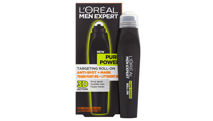 FREE L'Oreal Men Expert Eye.