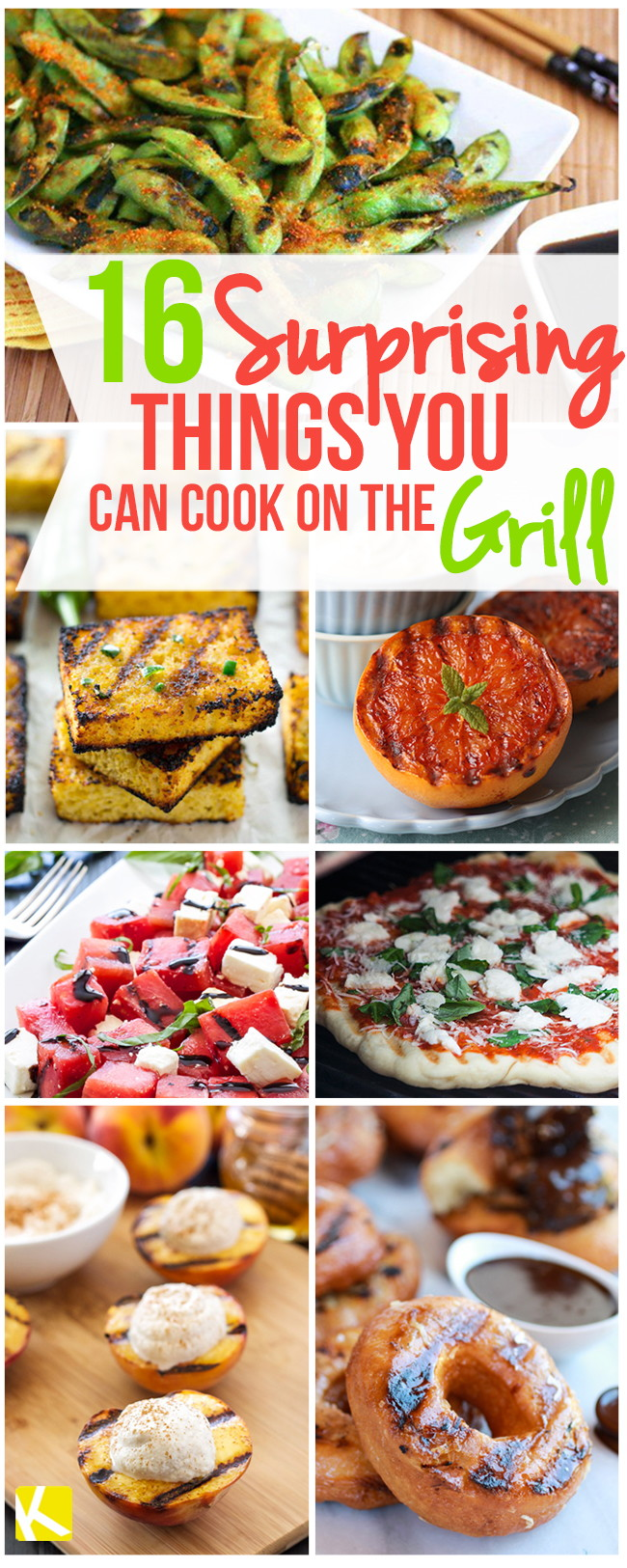 16 Surprising Things You Can Cook on the Grill - The Krazy ...