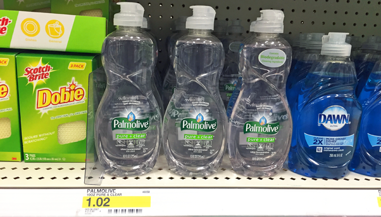 Palmolive Dish Liquid, Only $0.52 at Target!