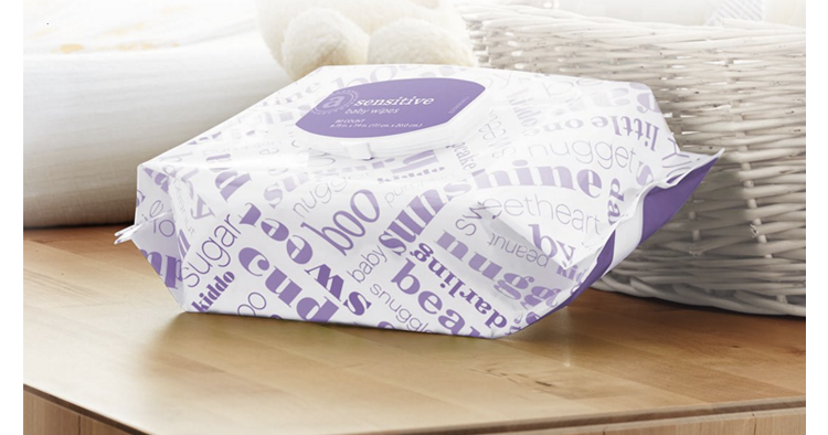 Amazon Elements Baby Wipes, Just $0.01 Per Wipe!