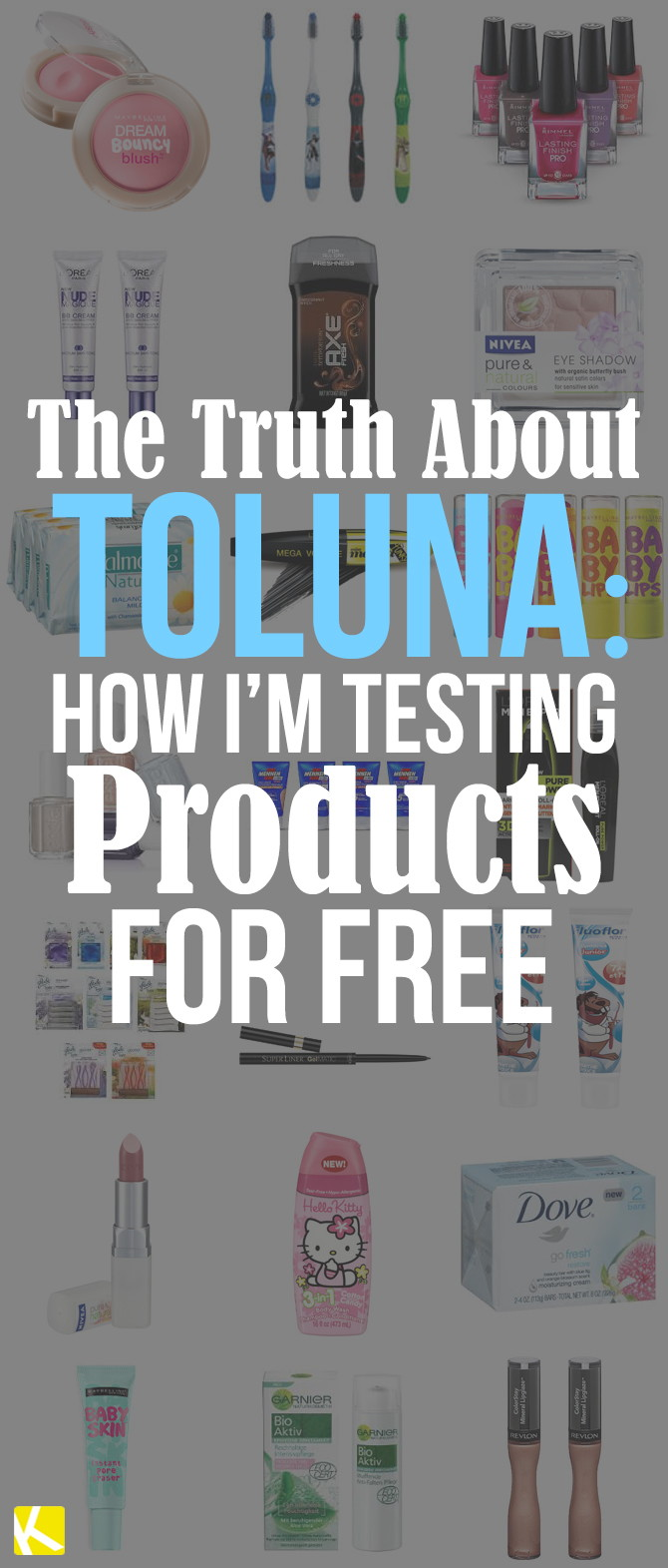 32fa0dc1eb148 The Truth About Toluna  How I m Testing Products for Free - The ...