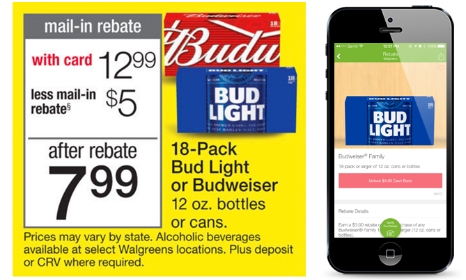 Bud Light 18 Pack Only 4 99 At Walgreens Starting 5 22 The