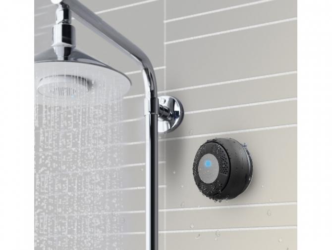 Water Resistant Wireless Showe...