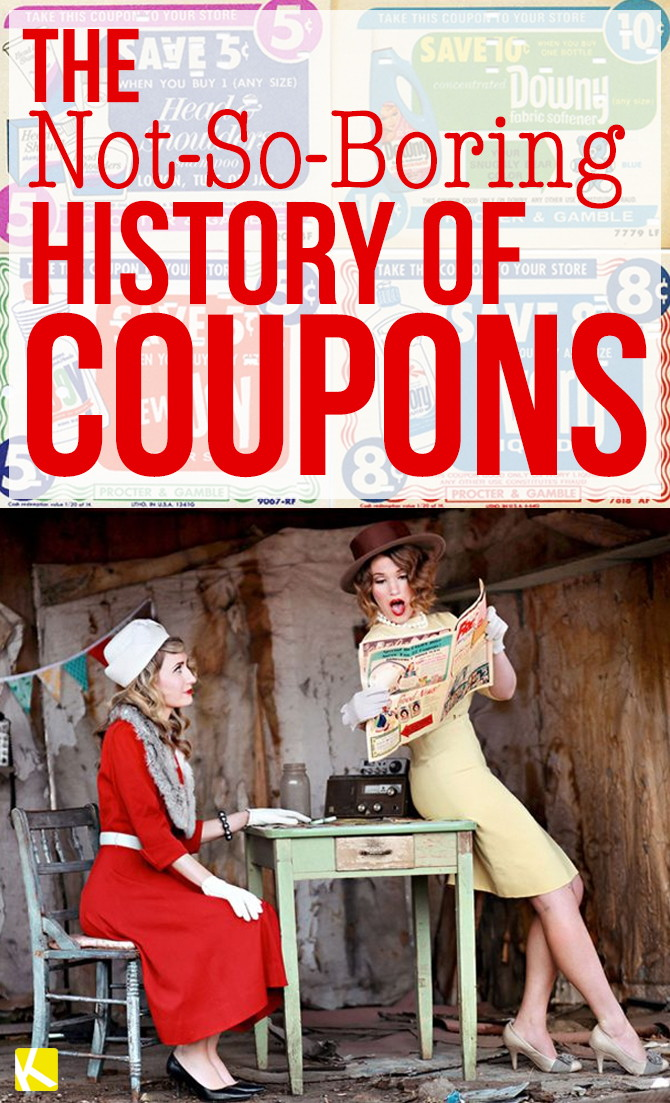 the not-so-boring history of coupons