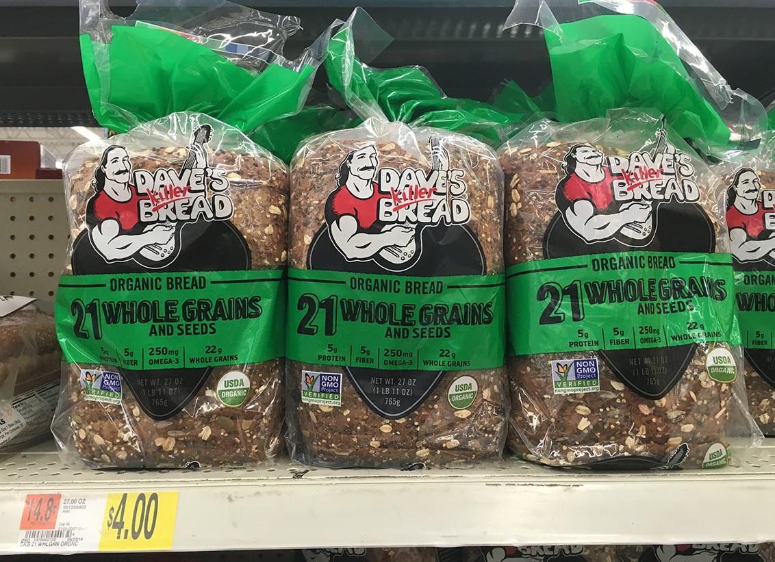 Daves Killer Bread Only 200 At Walmart