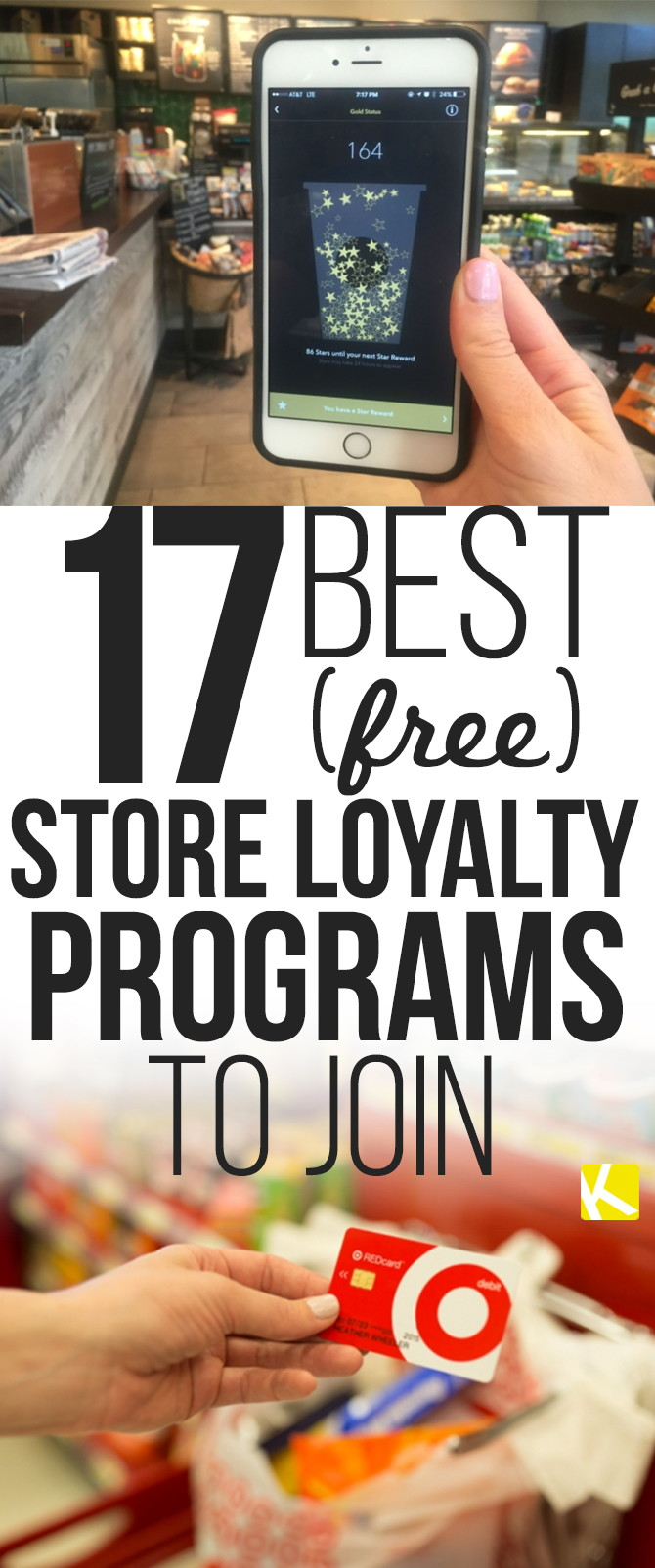17 best free store loyalty programs to join the krazy coupon lady xflitez Choice Image
