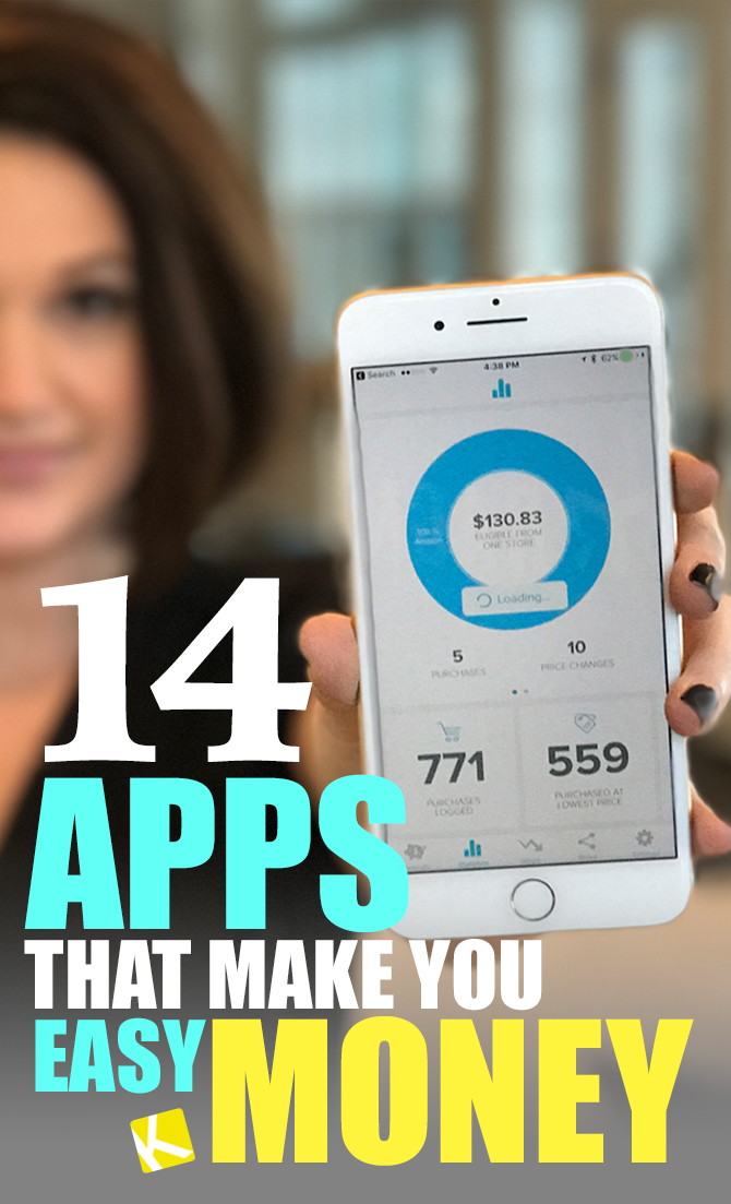 11 Apps That Make You Easy Money - The Krazy Coupon Lady
