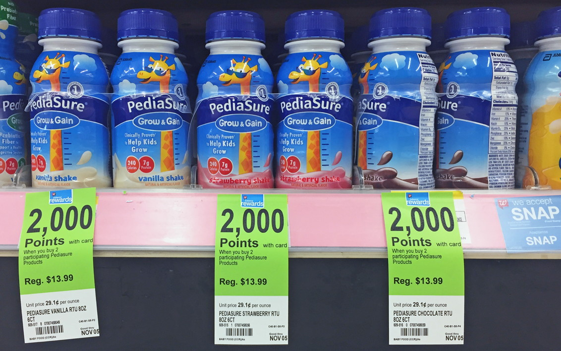 picture regarding Pediasure Printable Coupon referred to as Help you save $3.75 upon PediaSure 6-Packs at Walgreens! - The Krazy