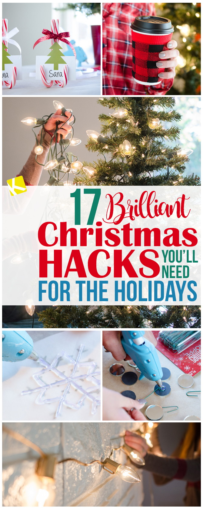 17 Brilliant Christmas Hacks You Ll Need For The Holidays