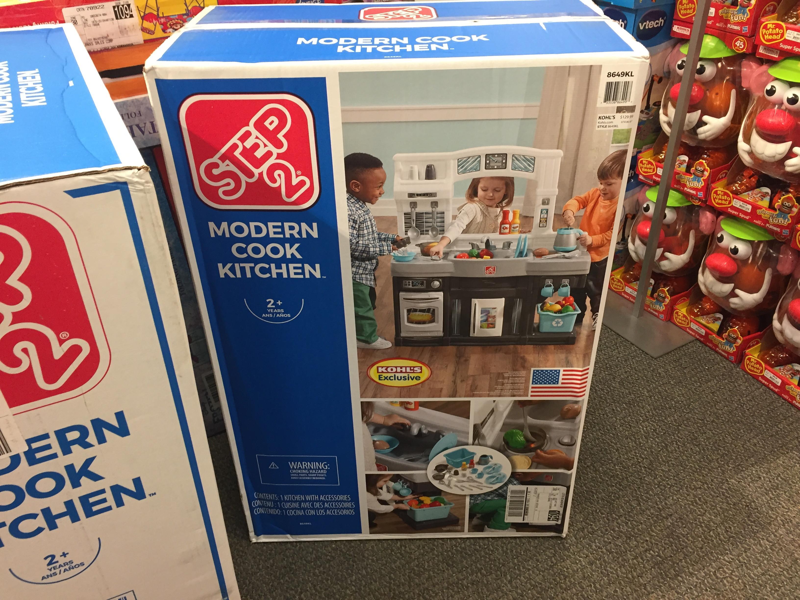 Step2 Modern Cook Kitchen Set ly at Kohls Normally