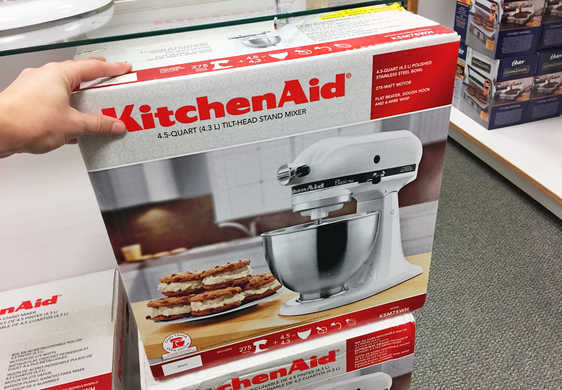 KitchenAid Clic Plus 4.5-Qt. Stand Mixer, as Low as $119.99 at ... on kohl's kitchenware, kohl's thanksgiving, kohl's waffle maker, kohl's knives, kohl's cuisinart, kohl's electronics, stand mixer, kohl's food stores, christmas mixer, kohl's bakeware, kohl's christmas, bella ice cream mixer, kohl's pressure cooker, kohl's halloween, kohl's home, kohl's maternity clothes, kohl's keurig, kohl's gift cards,