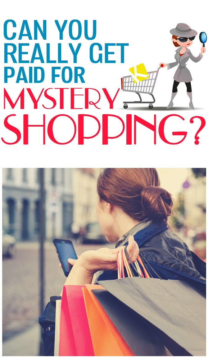 Can You Really Get Paid for Mystery Shopping? - The Krazy Coupon Lady