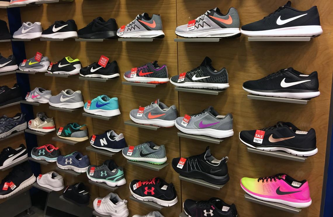 Nike, Reebok & Puma At...
