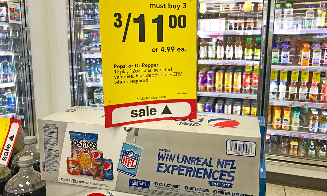Diet Pepsi 12-Packs, Only $2 67 at CVS! - The Krazy Coupon Lady