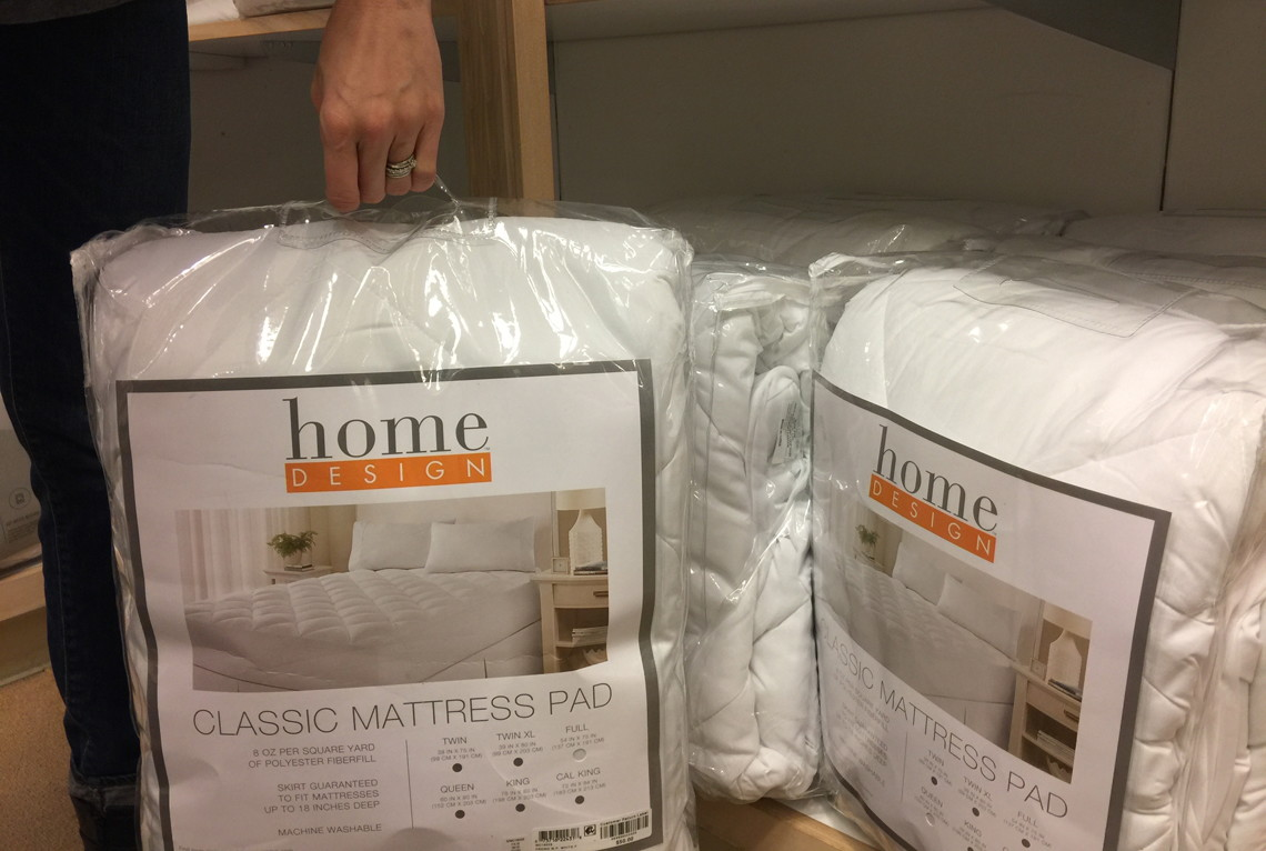Down Alternative Mattress Pads...