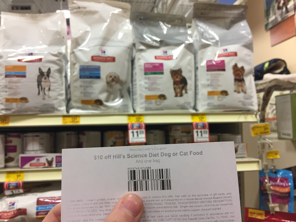 graphic relating to Canidae Coupons Printable titled $10 OFF Canidae, Hills Science Diet plan Even more \u003d Totally free Canine Food stuff
