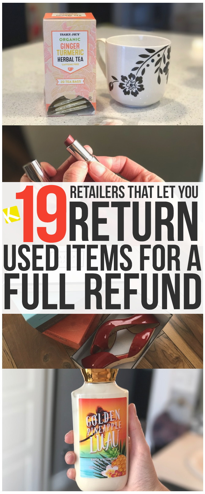 19 Retailers That Let You Return Used Items for a Full Refund - The