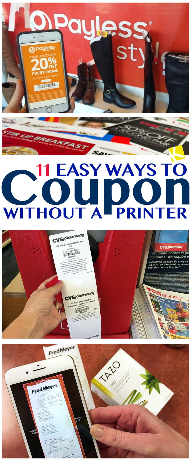 How To Print Coupons Without Phone Number