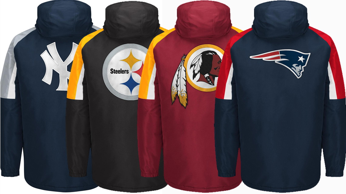 size 40 edc5f 642d6 NFL & MLB Men's Winter Jackets, Only $2.51 at Kmart! - The ...