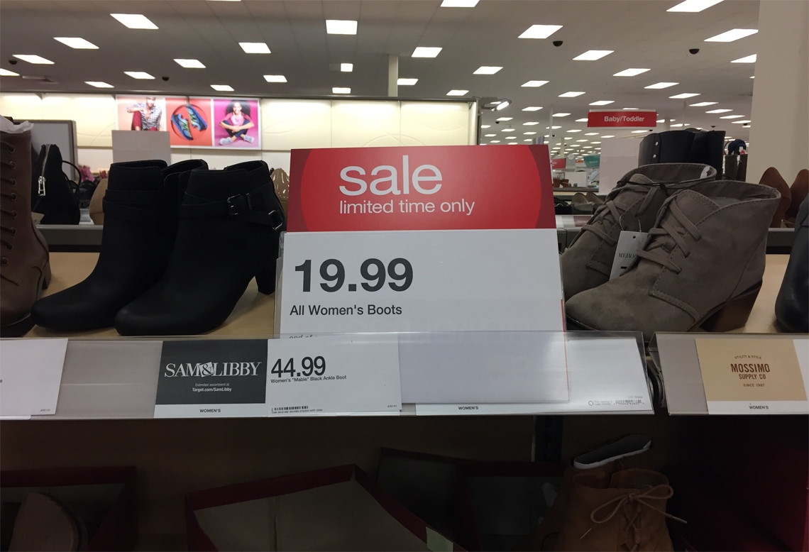 Women's Boots, as Low as $18.3...