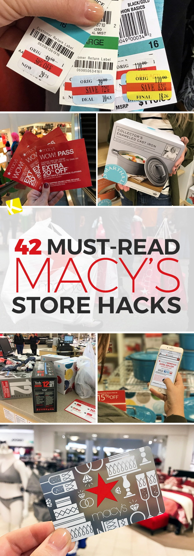 42 Must-Read Macy\u0027s Store Hacks - The Krazy Coupon Lady