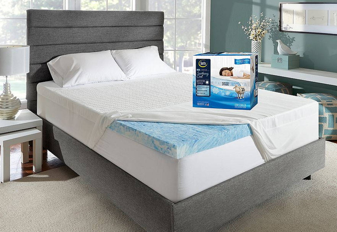 tempurpedic topper awesome best cooling of cover new costco serta unique mattress pad for