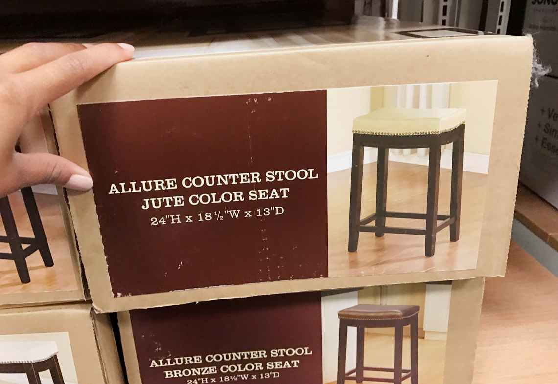Incredible Allure Counter Stool Only 35 69 At Kohlsreg 99 99 Gmtry Best Dining Table And Chair Ideas Images Gmtryco