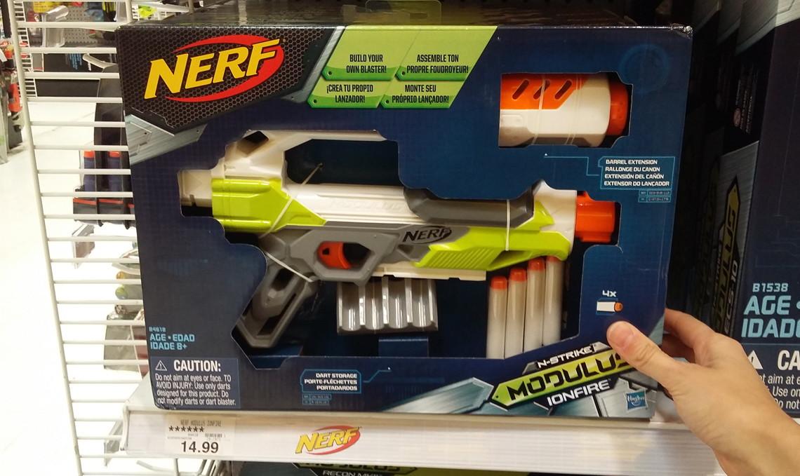 Toys R Us Nerf Guns : Bogo off nerf guns at toys quot r us