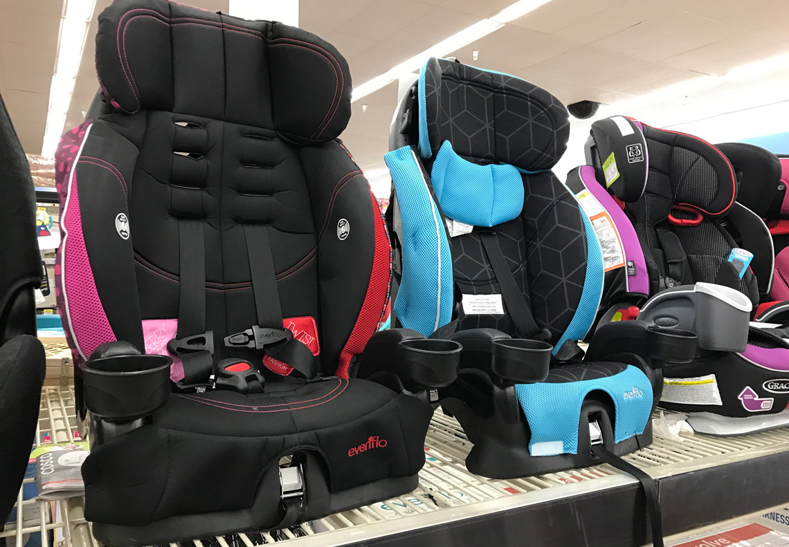 Evenflo Car Seats, as Low as $34.88 at Walmart! - The Krazy Coupon Lady