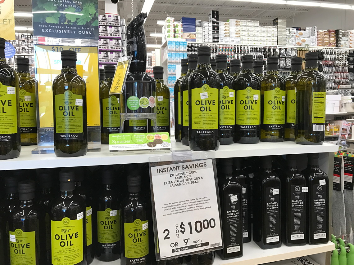 Olive Oil Bed Bath And Beyond