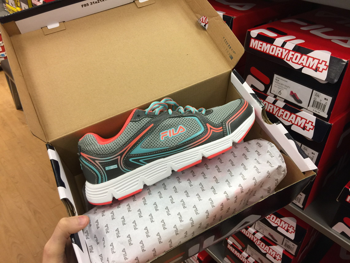 0dcac0e5 Don't Miss Out! Fila Running Shoes, Only $17 at Kohl's – Reg. $60 ...