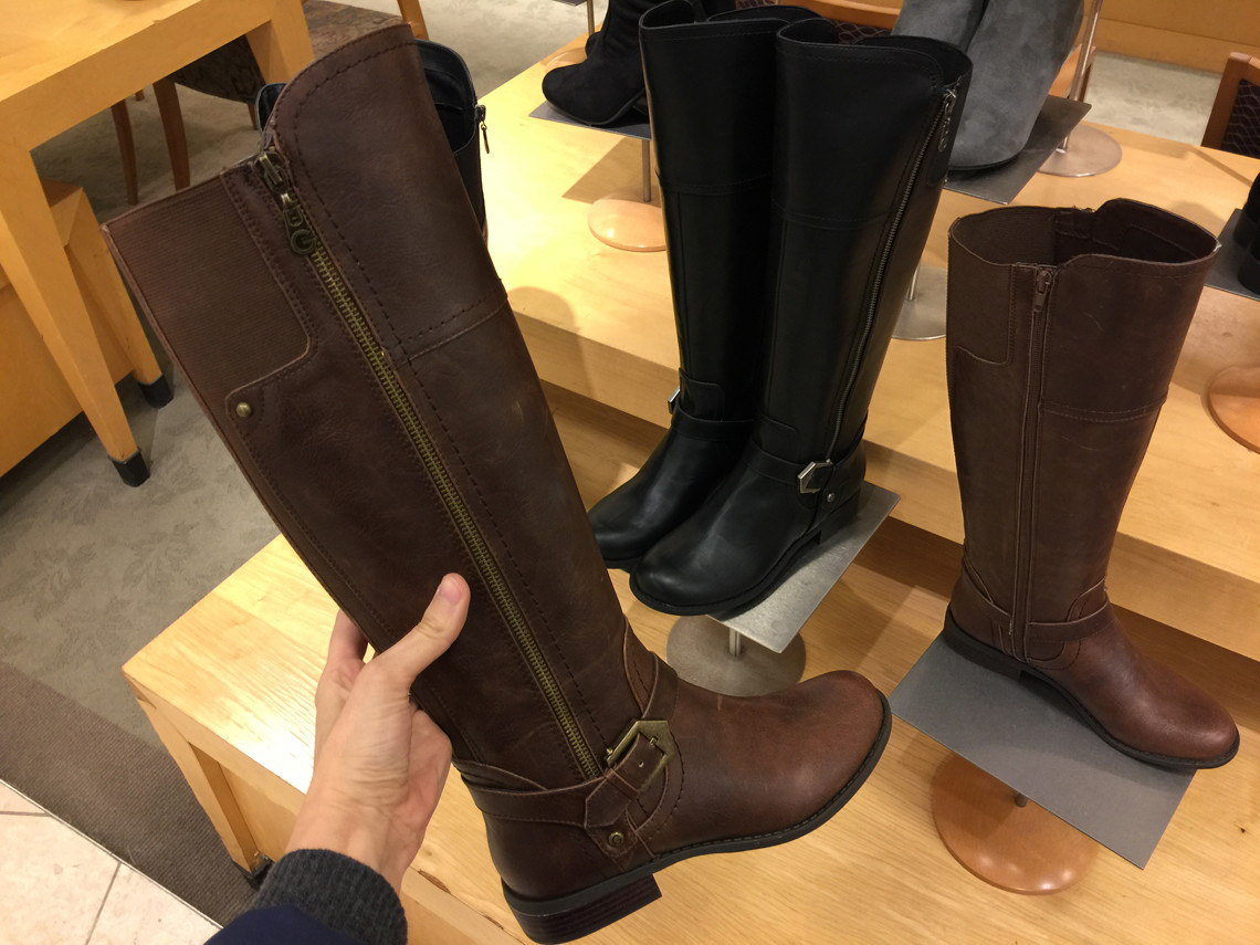0676aa1dc Macy's 75% Off Shoe Clearance: $29.75 Khombu Boots & More! - The Krazy  Coupon Lady