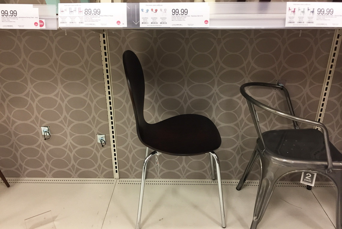 Groovy Porter Modern Stacking Chairs 30 00 Each At Target The Cjindustries Chair Design For Home Cjindustriesco
